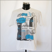 Rusty Newspaper T-Shirt
