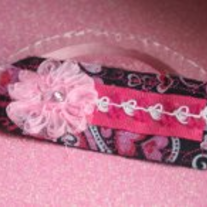 """Let Me Call You Sweetheart"" Bebe headband"