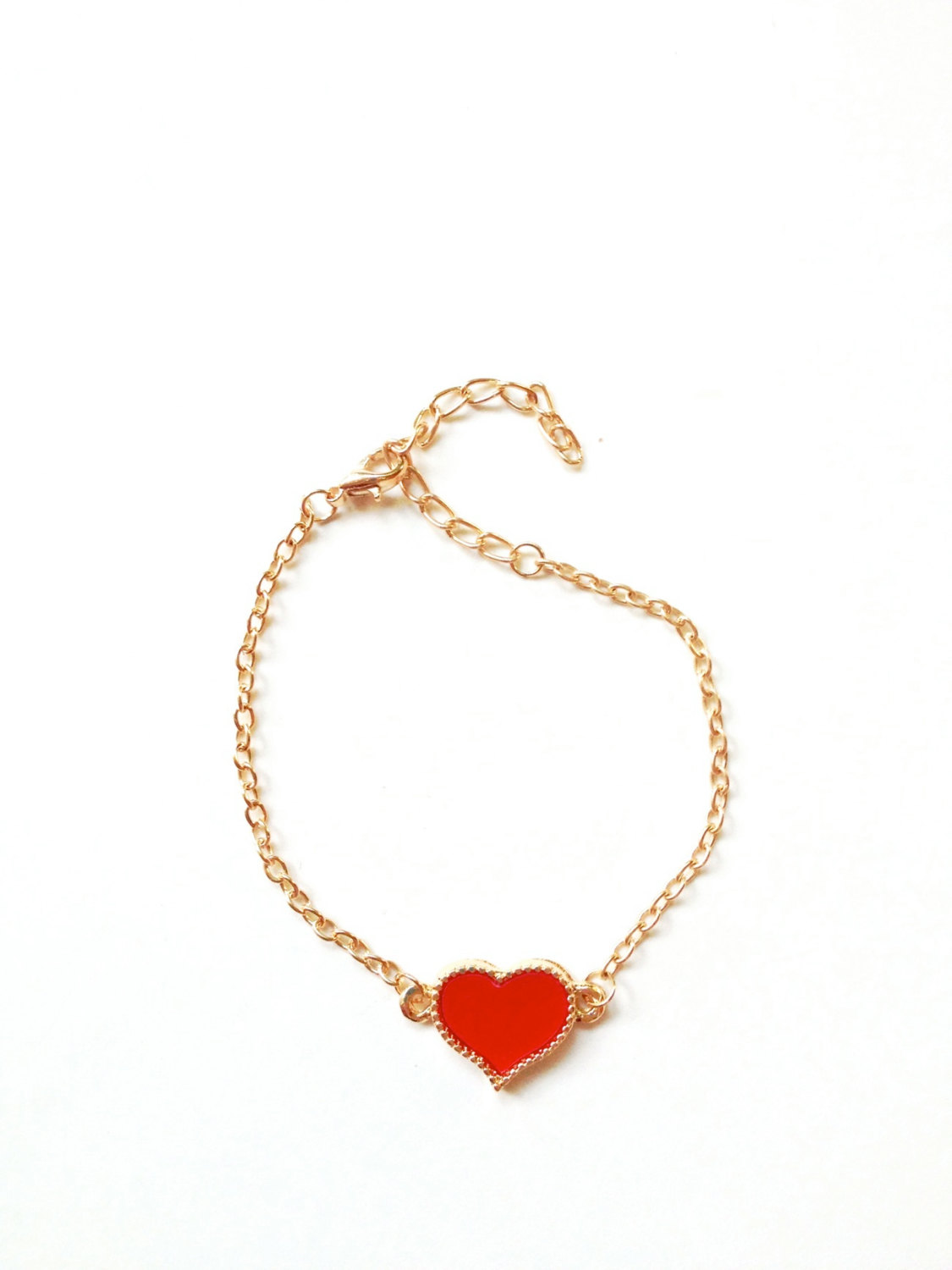 arrival pure bracelet item knitted new string red gold women