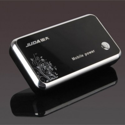 Mobile power bank for iphone / ipad / cell phone 6600mah