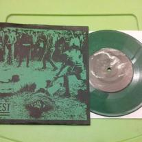 INFEST 'mankind' green wax