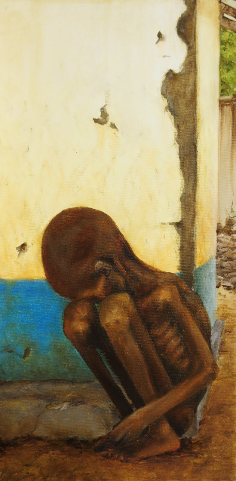 Esteves_poverty_2008_oil_24_x12__original