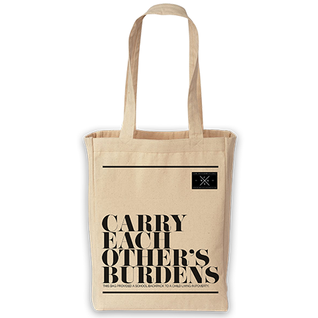 Carry Tote (Natural)