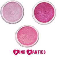 Pink Panties Eyeshadow Stack