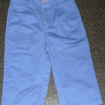 Blue Dress Pants-Starting Out Size 18 Months