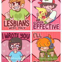 Assorted Valentines
