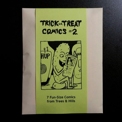 Trick or treat comics #2 by trees & hills