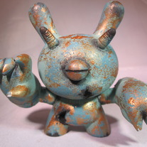 "Da Crusher 3"" Dunny Patina"