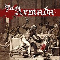 "La Armada ""S/T"" 12"" LP (Fat Sandwich)"