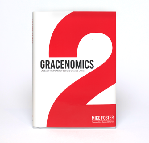 GRACENOMICS HARD BACK BOOK