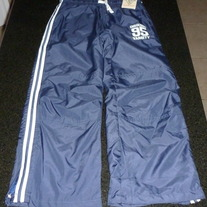 Navy Blue Wind Pants-NEW-OshKosh Size 8