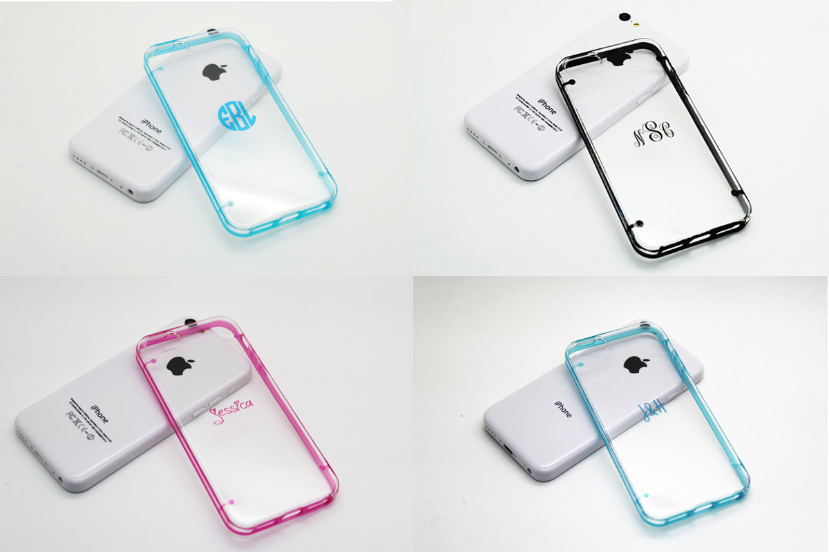 Iphone 5c Clear Cases With Designs