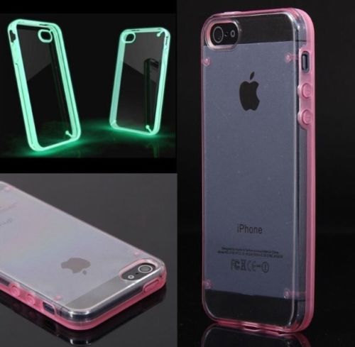iPhone 5c 5s 5 case, iPhone 6 6 plus case, Transparent clear cover ...