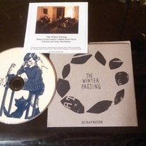 The Winter Passing - Scrapbook EP CD