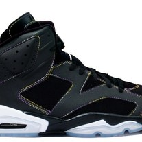 JORDAN 6 VI LOS ANGELES LAKERS 384664-002