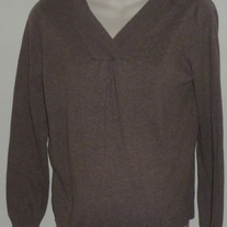 Brown Sweater-ANA Maternity Size Small  CLLO