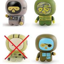 Unipo Series 2 Mini-figures by UNKL