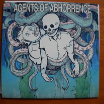 EXTORTION / AGENTS OF ABHORRENCE split 7''