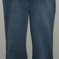 Denim Jeans-Duo Maternity Size Large Tall  03086