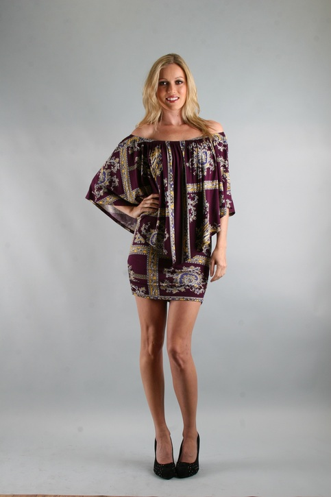 Green Apple | Voom by Joy Han Alexa Convertible Dress Purple | Online Store Powered by Storenvy