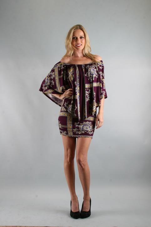 Green Apple | Voom by Joy Han Alexa Convertible Dress Purple | Online Store Powered by Storenvy from shopgreenapple.storenvy.com