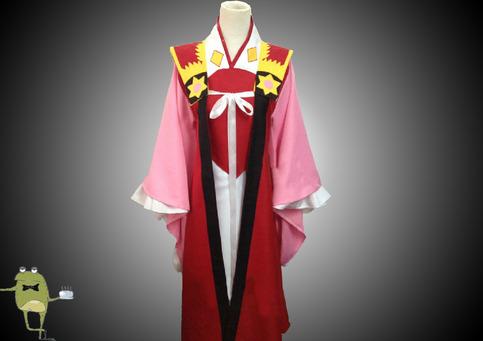 Magi Gyokuen Ren Cosplay Costume + Wig · CosplayField ...