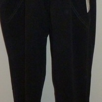 Black Pants-NEW-Supplies Maternity Size XL  031427
