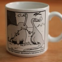 Far Side Coffee Mug