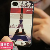 New Chic Paris Eiffel Tower iPhone Case