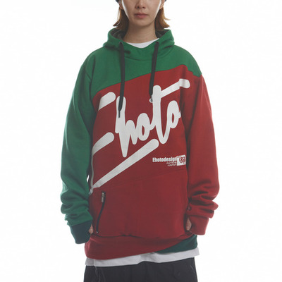 [season off sale] ehoto ski & snowboard drift hoodie - red