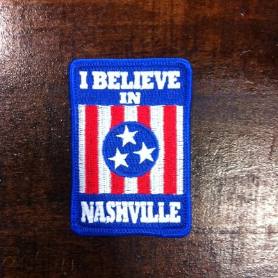 I believe - small patch