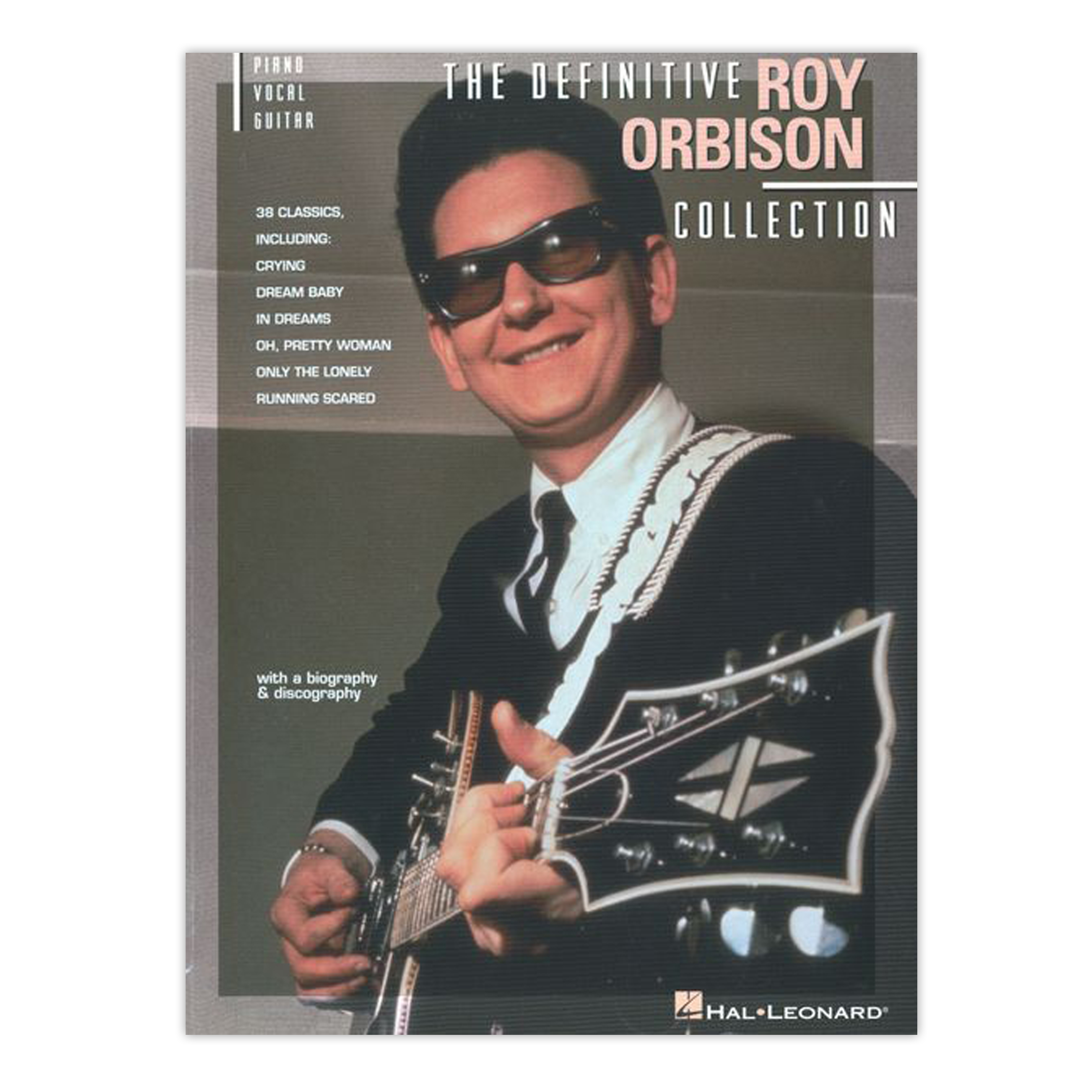 The Definitive Roy Orbison Collection Songbook 183 Roy