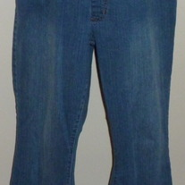 Denim Jeans-Oh Baby By Motherhood Size Petite Large  03217