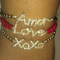 In Love Stack Bracelets