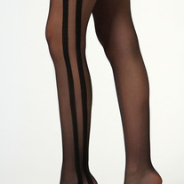 Double Stripe Tights