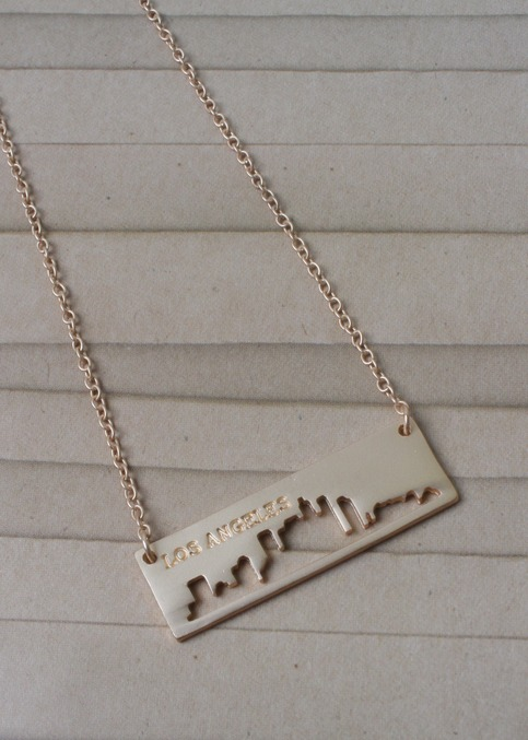 Skyscraper Necklace