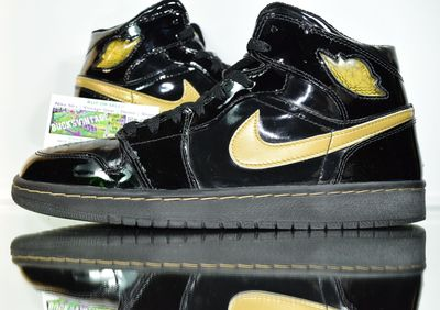 2003 Air Jordan 1 Retro patent leather Size 9.5