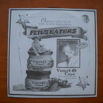 IRRITATE / FETUS EATERS split 7""