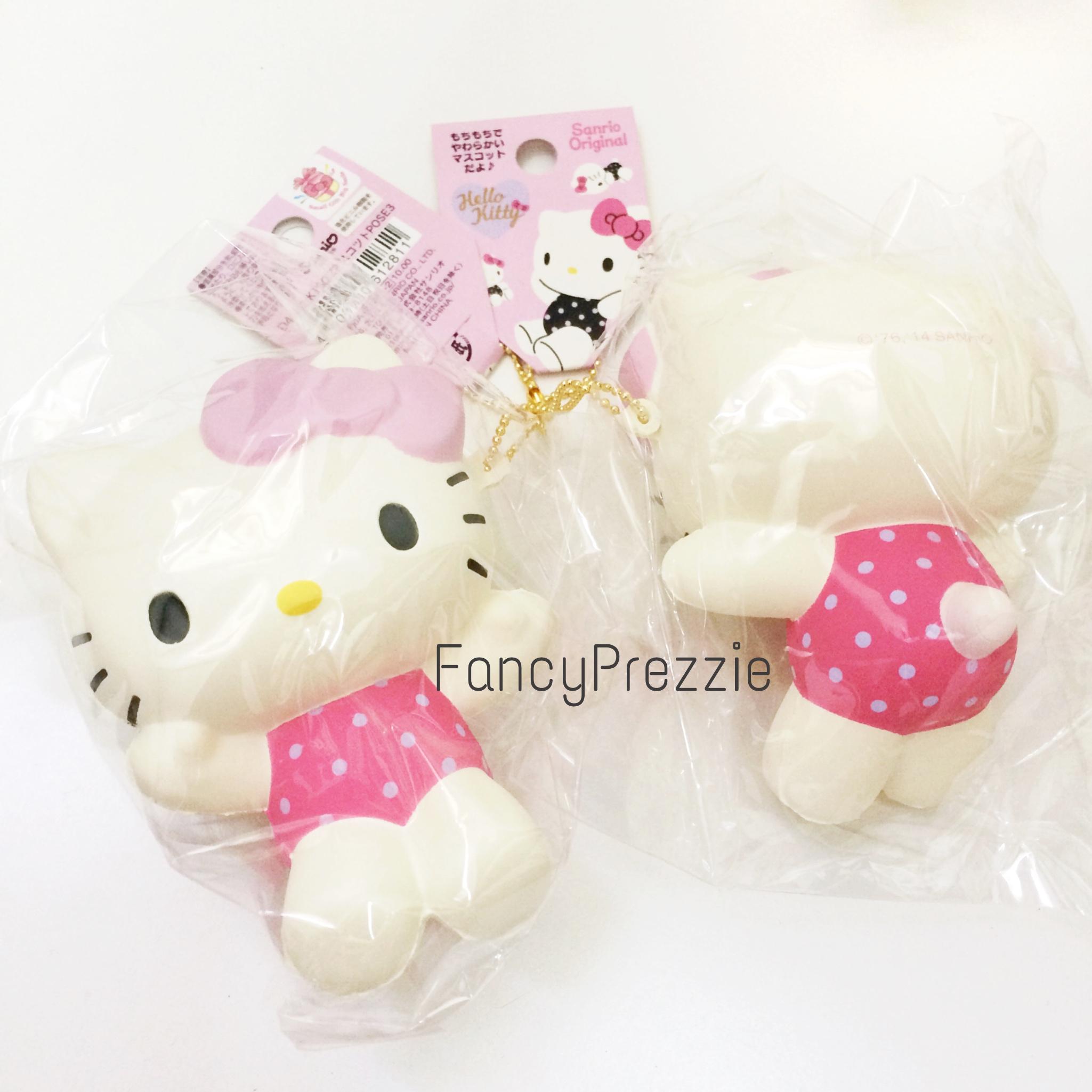 Squishy Sanrio Rare : Rare Jumbo Hello Kitty Mascot Squishy (Design A) ? FancyPrezzie ? Online Store Powered by Storenvy