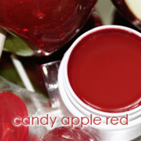 .5 oz Candy Apple Red