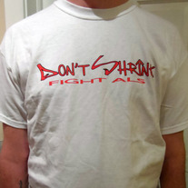 Long-Sleeved Don't Shrink tshirt