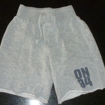 Gray Shorts-Old Navy Size 3T