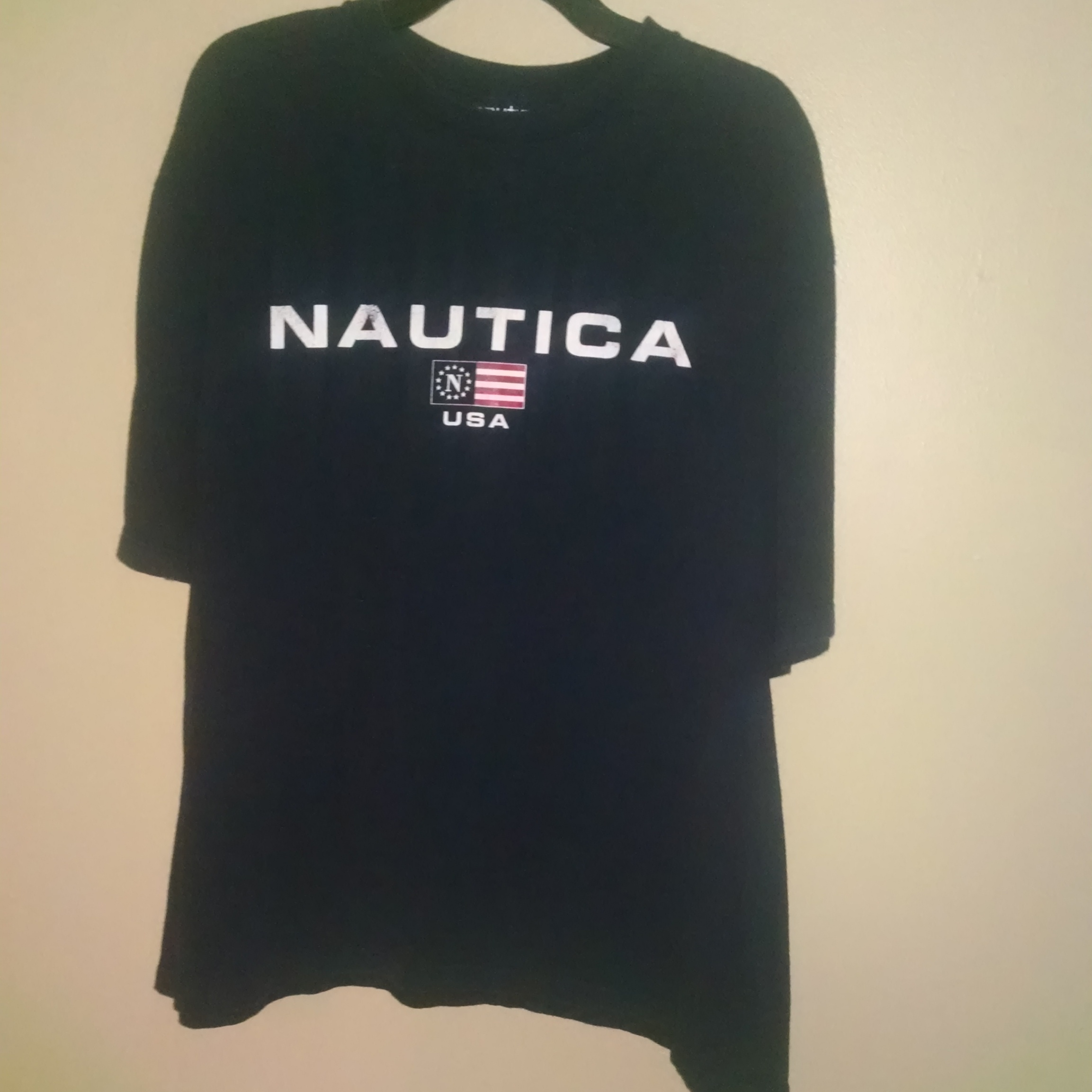Nautica t shirt sixty three vtg online store powered for Nautica shirts on sale