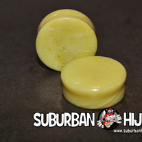 Lemon Jade Saddle Plugs