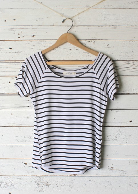 Charley Striped Tee