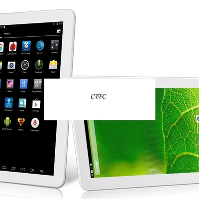 "10.1"" tablet pc with 5-point capacitive ips g+g touch 1024x600 android 4.4.2 quad core"