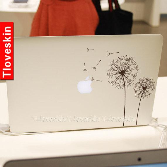 Tloveskin Decal For Macbook Pro Air Or Ipad Stickers Macbook - Macbook air decals