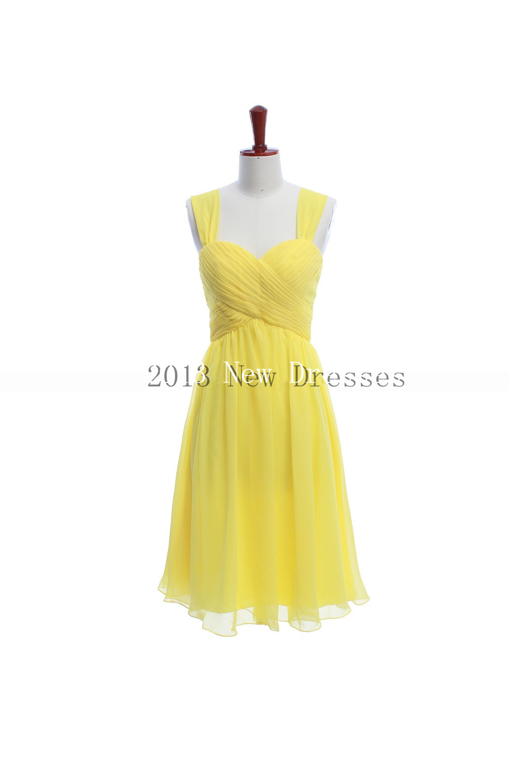 Yellow Party Dresses 111