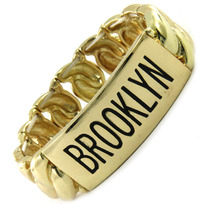 Brooklyn Stamped