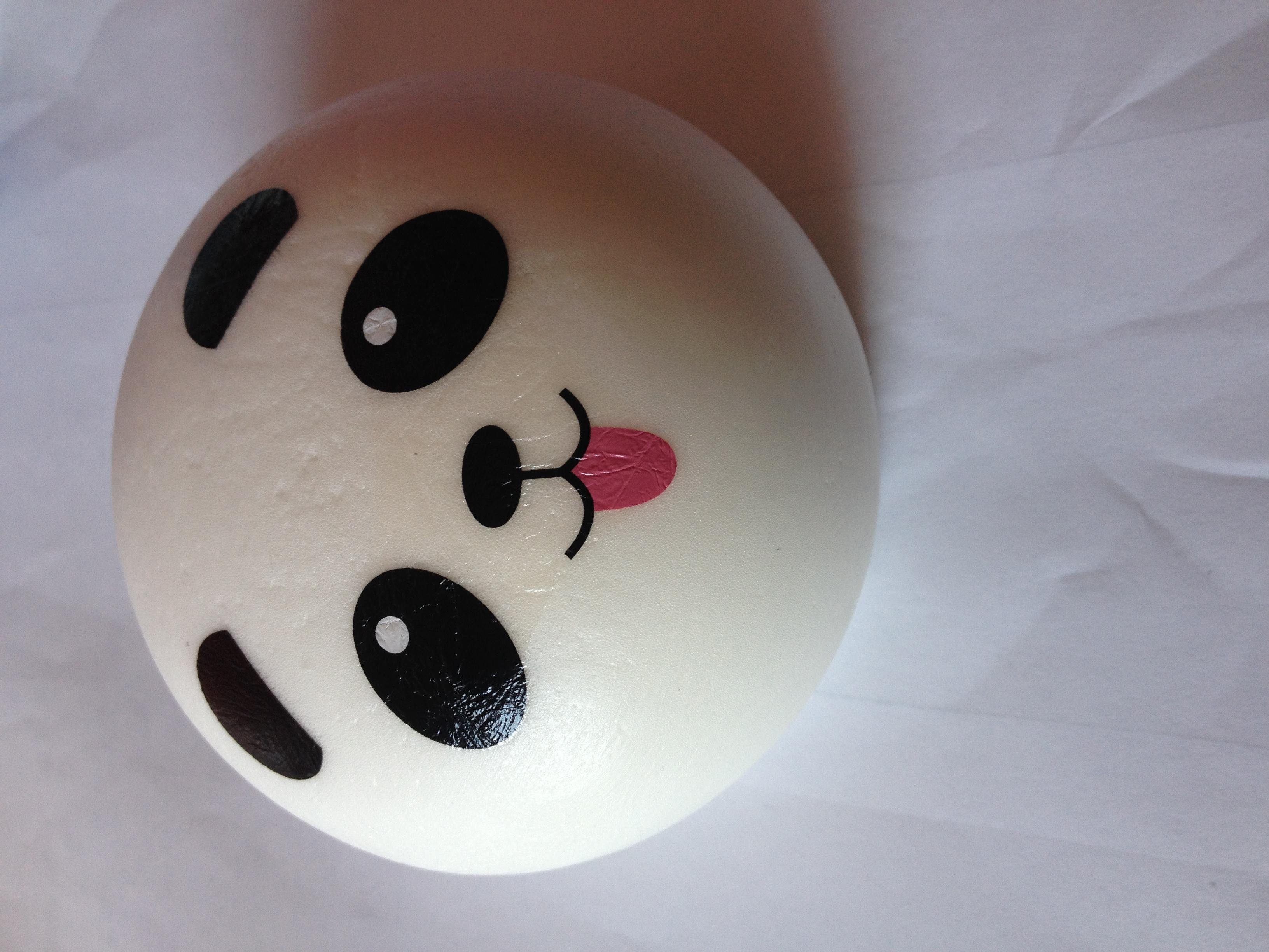 Super Squishy Panda Bun : NEW SQUISHIES JUMBO Squishy